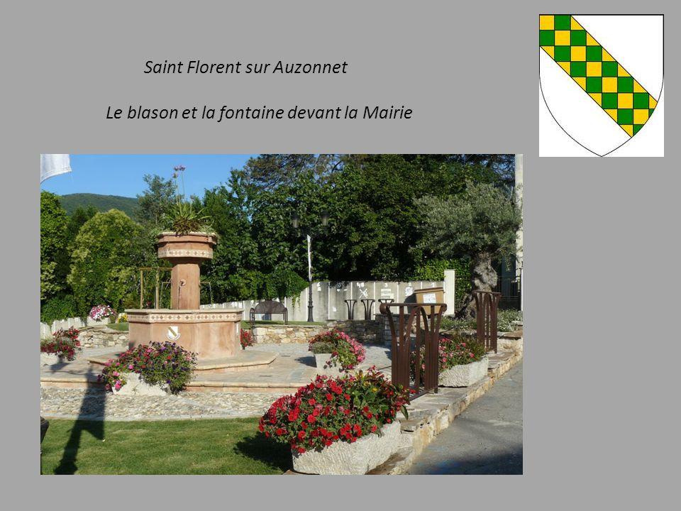 Saint Florent sur Auzonnet