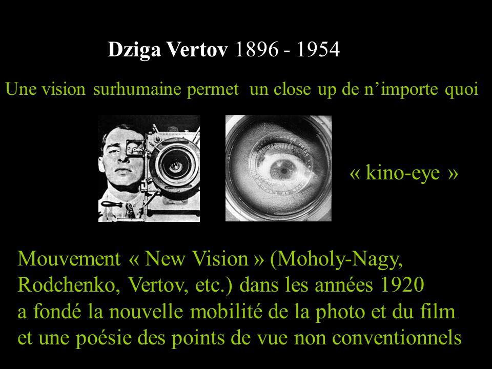 Dziga Vertov 1896 - 1954 « kino-eye »