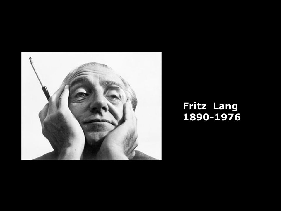 Fritz Lang 1890-1976