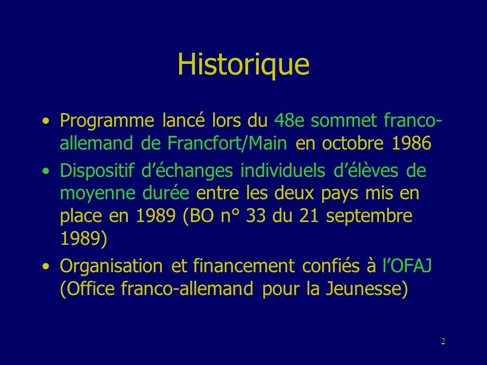 Programme brigitte sauzay ppt t l charger - Office allemand d echanges universitaires ...