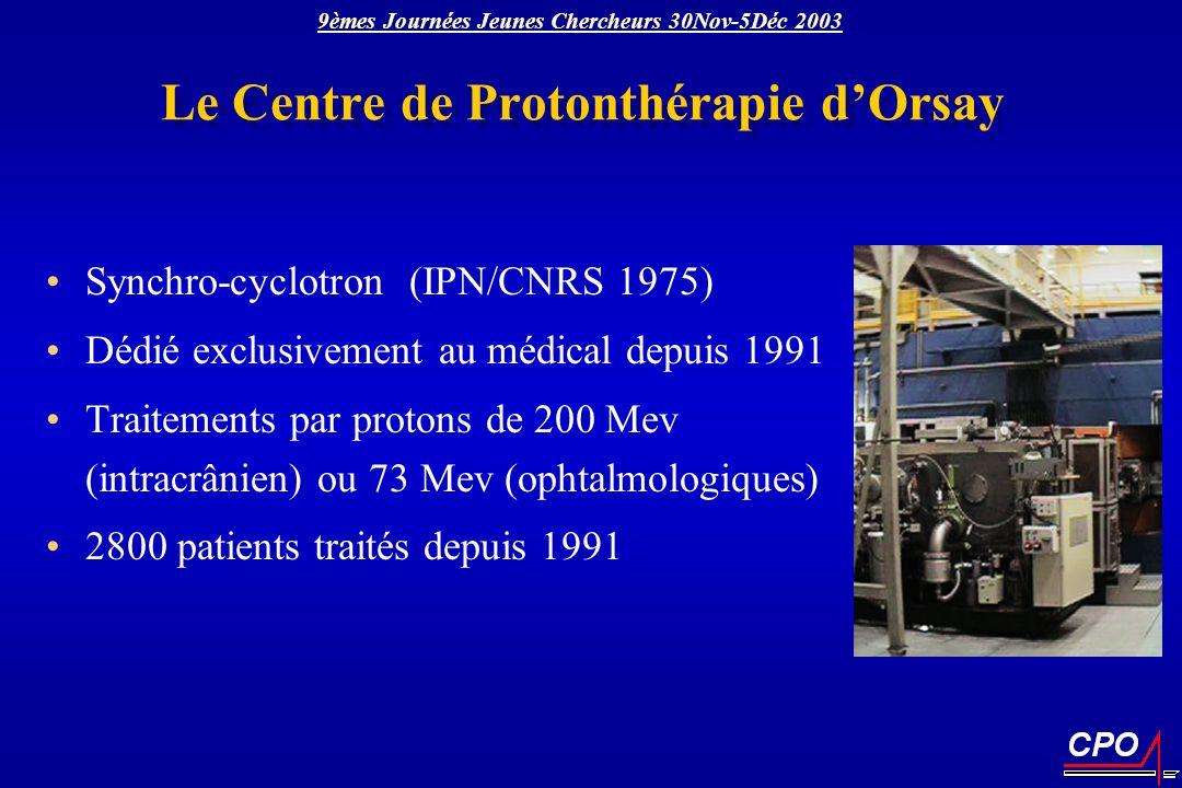 Le Centre de Protonthérapie d'Orsay
