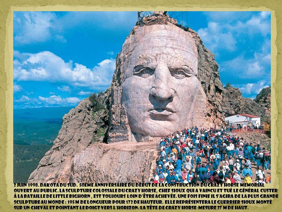 2 Juin 1998. Dakota du Sud.
