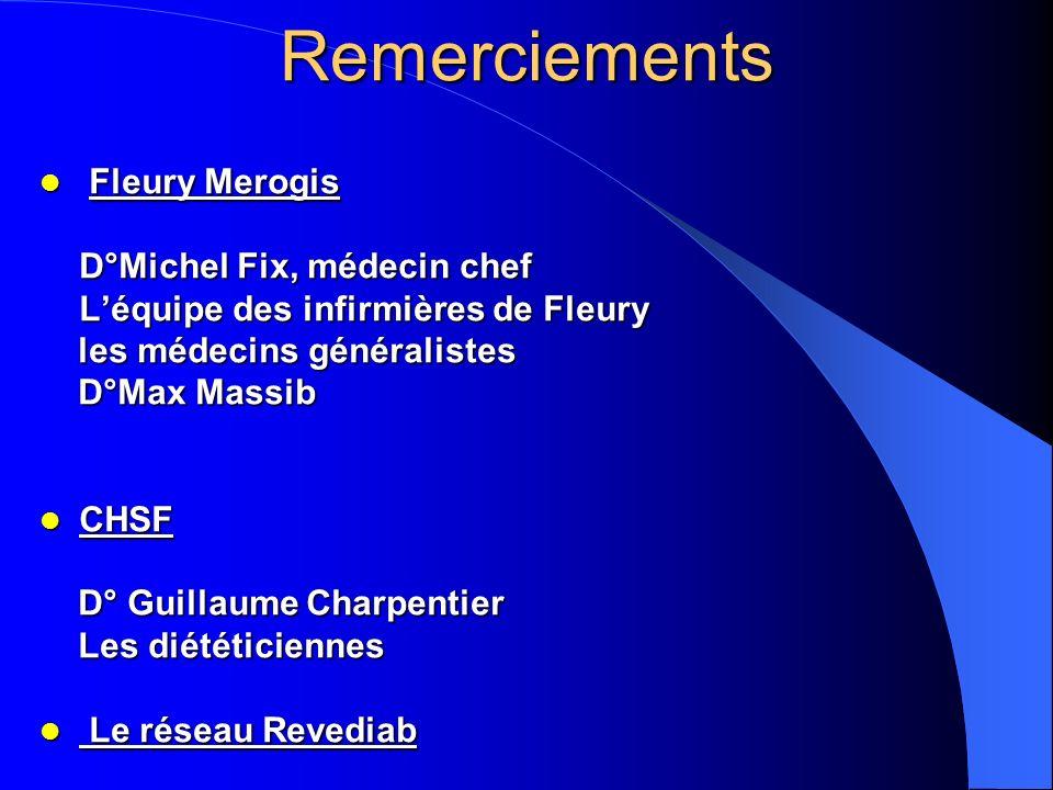 Remerciements Fleury Merogis D°Michel Fix, médecin chef