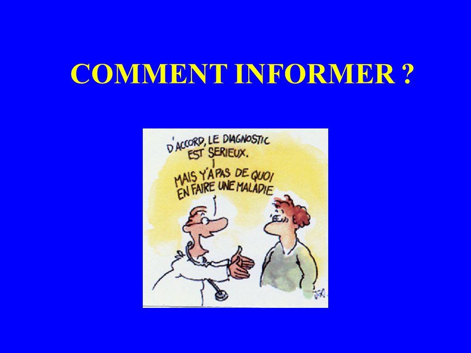 COMMENT INFORMER