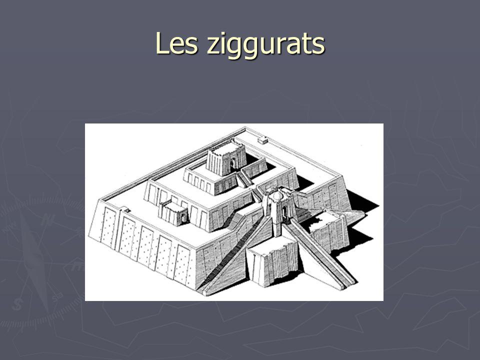 Les ziggurats