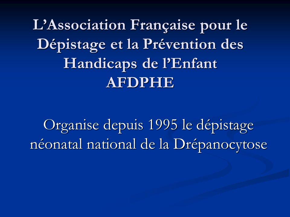 L'Association Française pour le Dépistage et la Prévention des Handicaps de l'Enfant AFDPHE