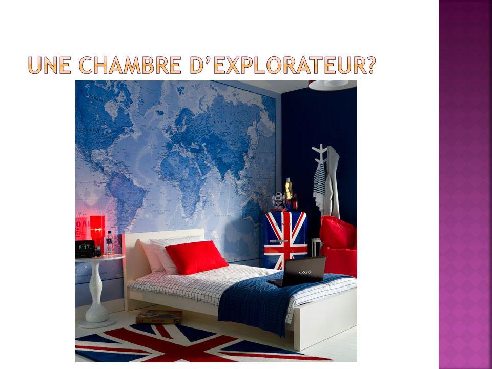 Une chambre d'explorateur