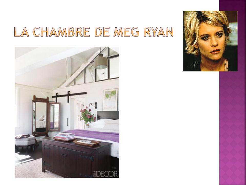 La chambre de Meg Ryan