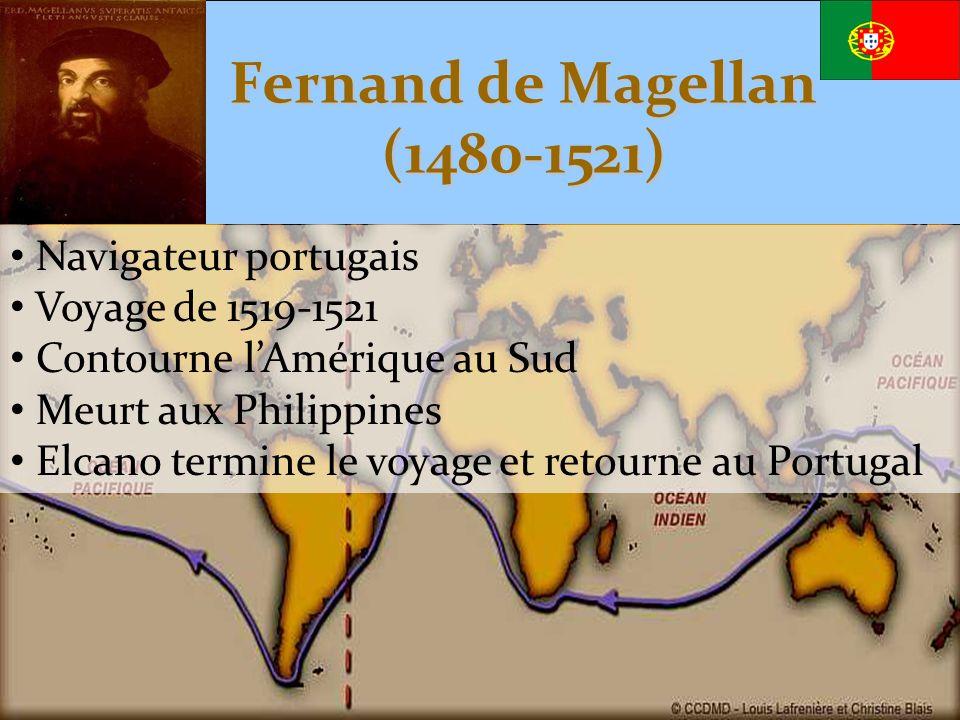 Fernand de Magellan (1480-1521)