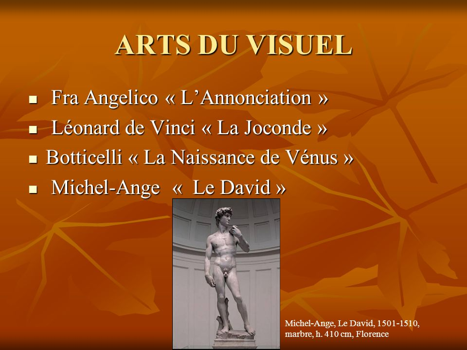 ARTS DU VISUEL Fra Angelico « L'Annonciation »