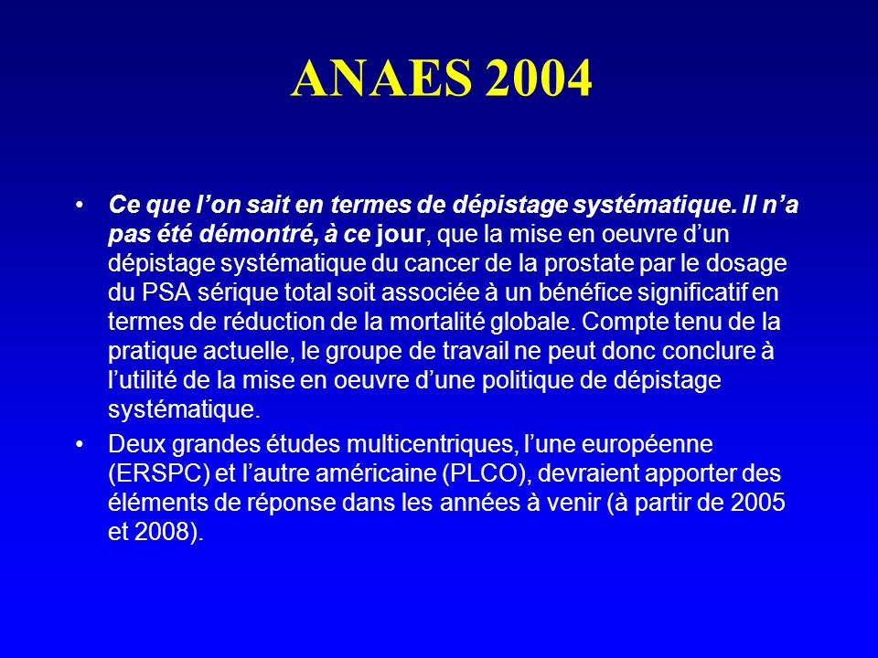 ANAES 2004