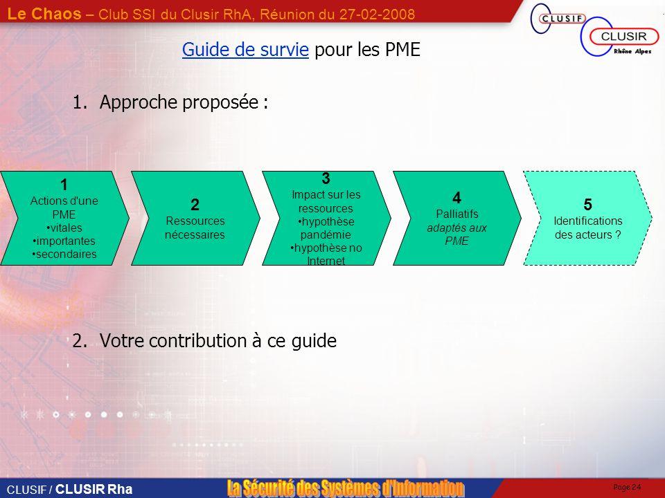 Guide de survie pour les PME