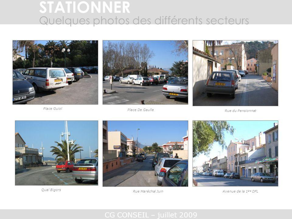 STATIONNER Quelques photos des différents secteurs Rue du Pensionnat