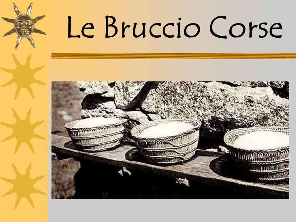 Le Bruccio Corse