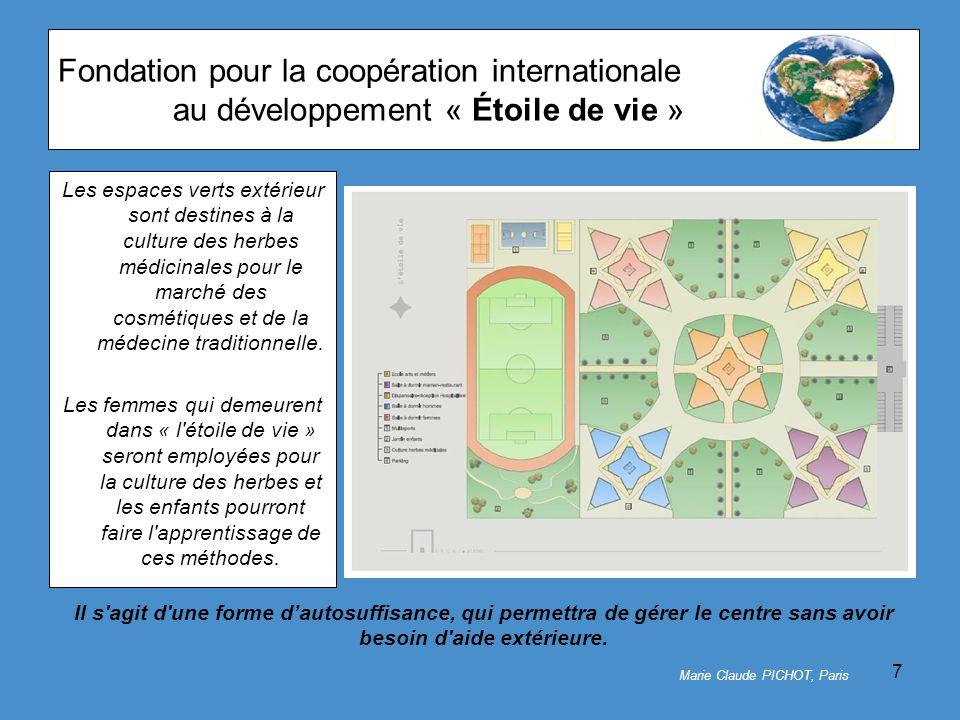 Fondation pour la coopération internationale au développement « Étoile de vie »