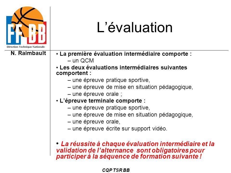 L'évaluation La première évaluation intermédiaire comporte : un QCM. Les deux évaluations intermédiaires suivantes comportent :