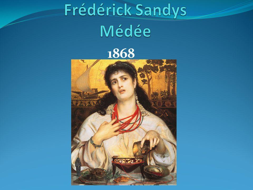 Frédérick Sandys Médée