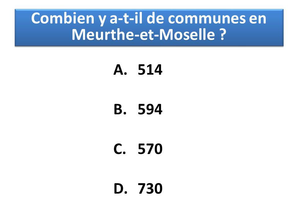 Combien y a-t-il de communes en Meurthe-et-Moselle