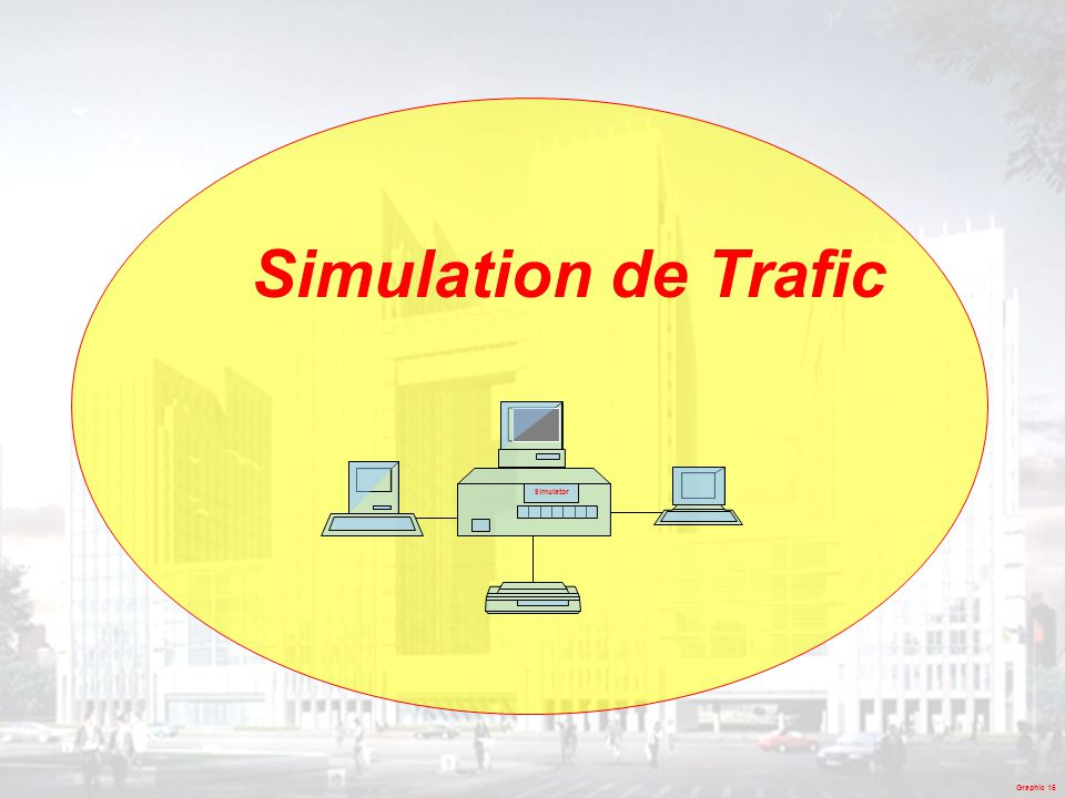 Simulation de Trafic Simulator Graphic 15