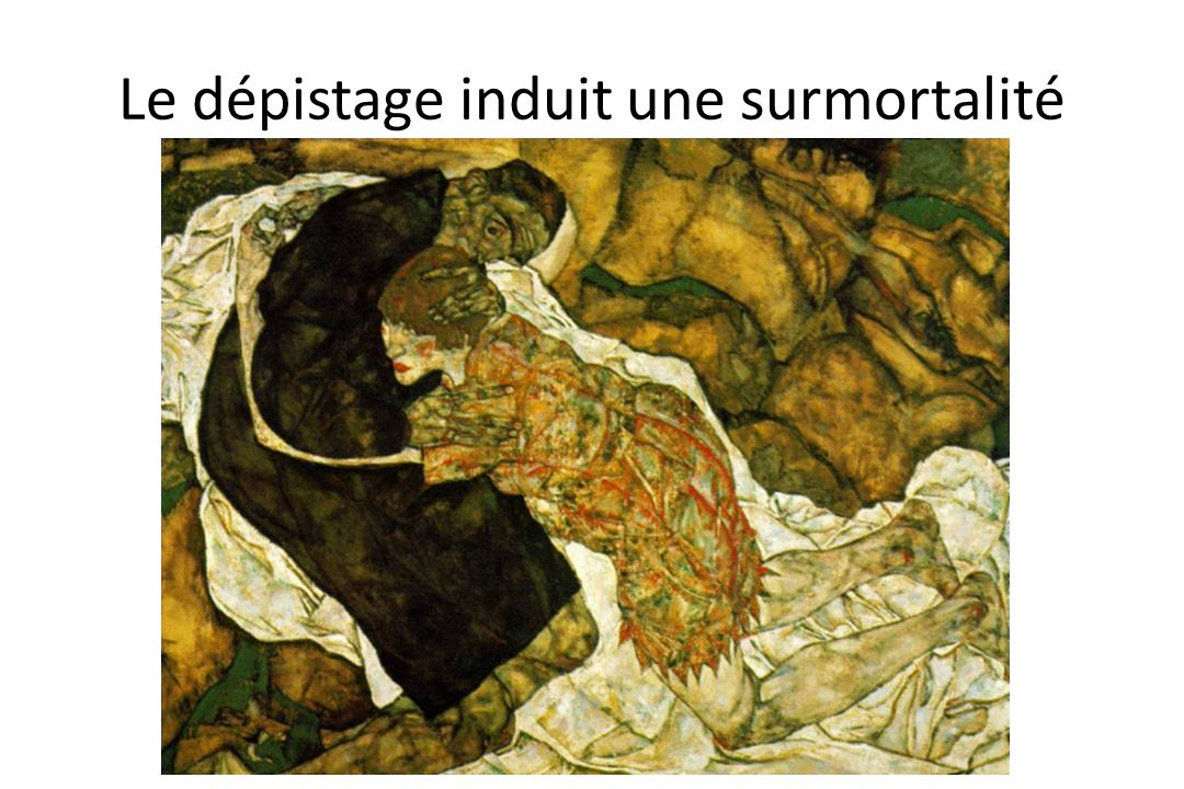 Le dépistage induit une surmortalité