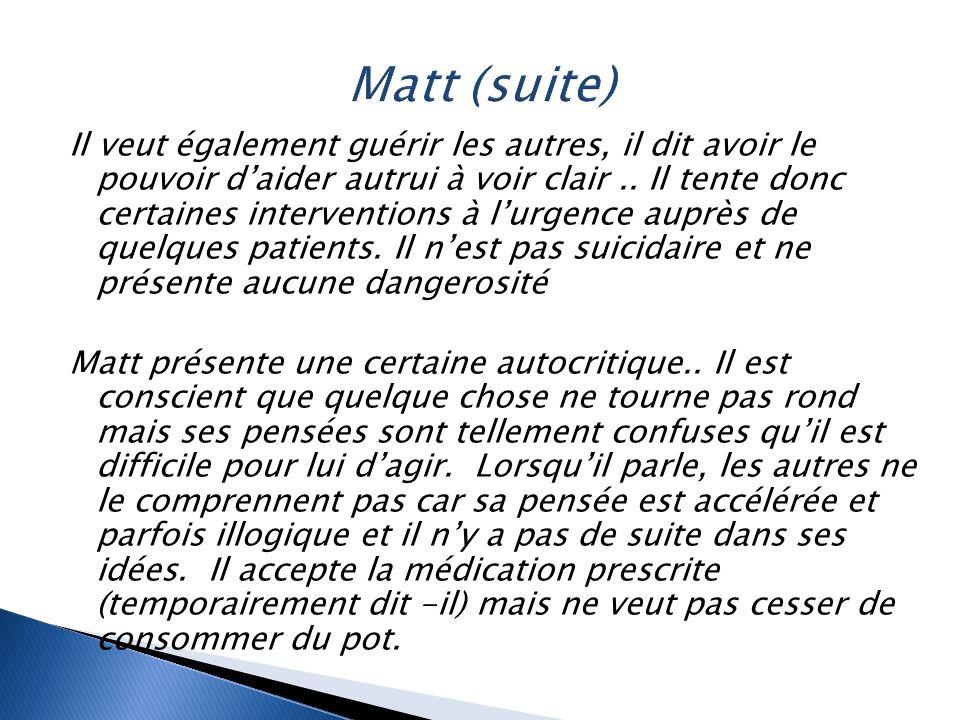 Matt (suite)