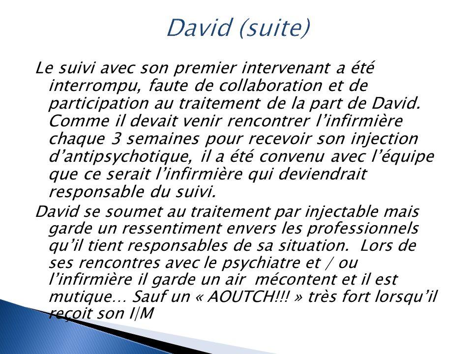 David (suite)