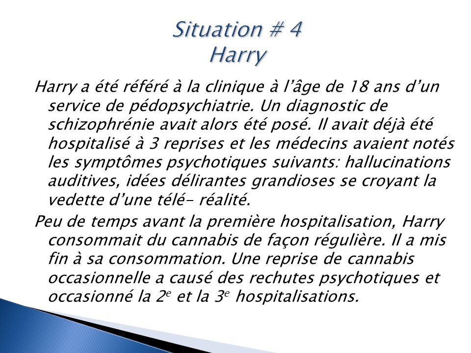 Situation # 4 Harry