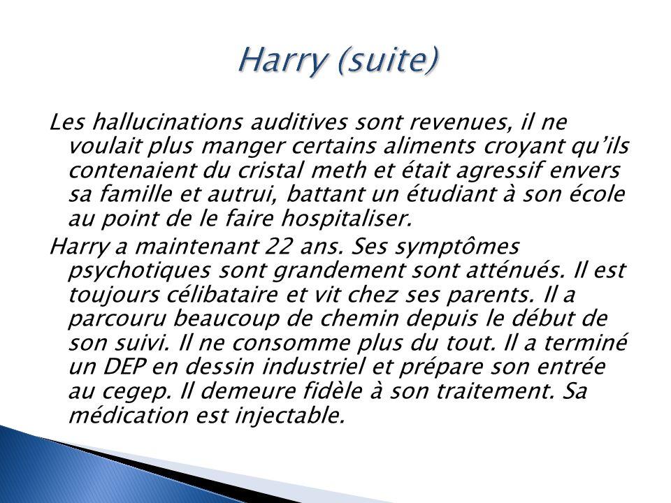 Harry (suite)