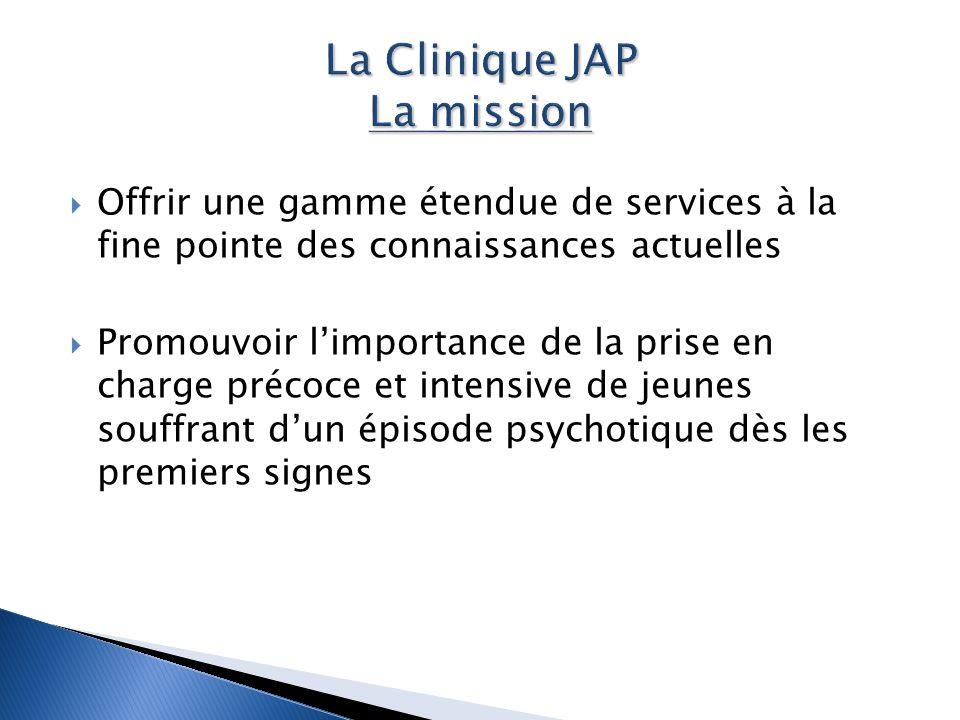 La Clinique JAP La mission