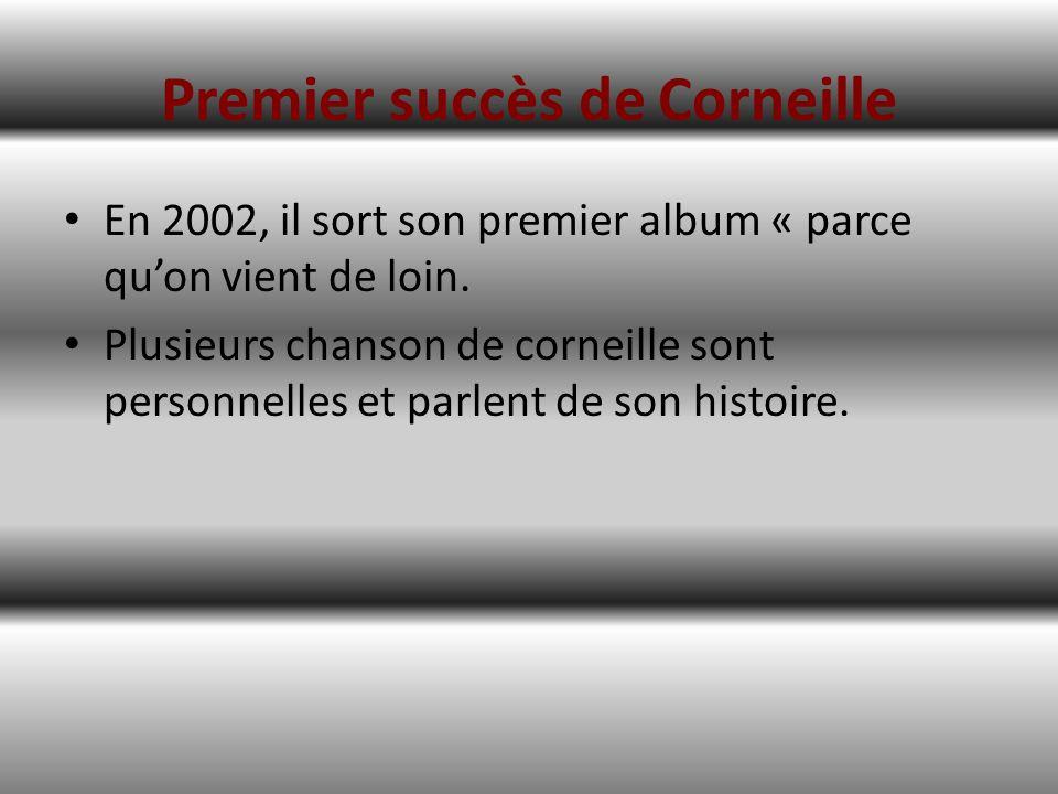 Premier succès de Corneille