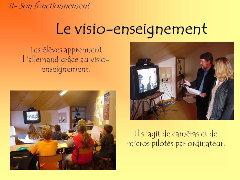 Le visio-enseignement