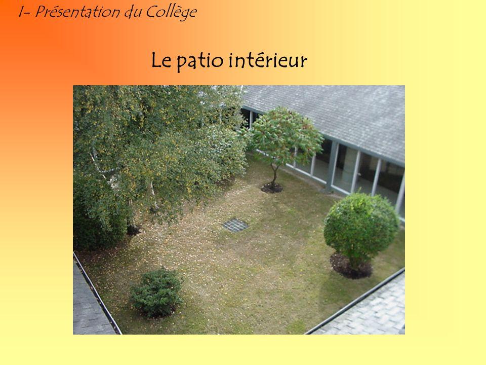 I- Présentation du Collège