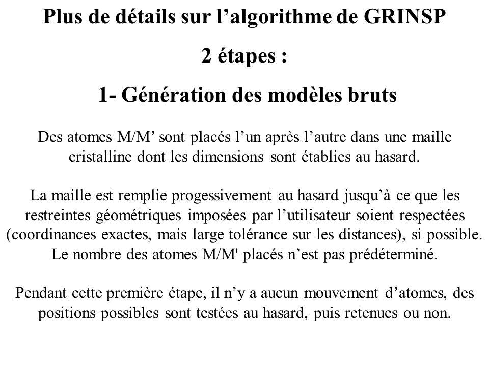 Plus de détails sur l'algorithme de GRINSP
