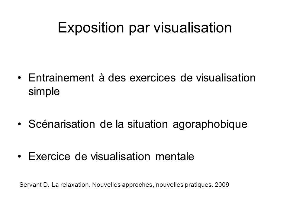 Exposition par visualisation