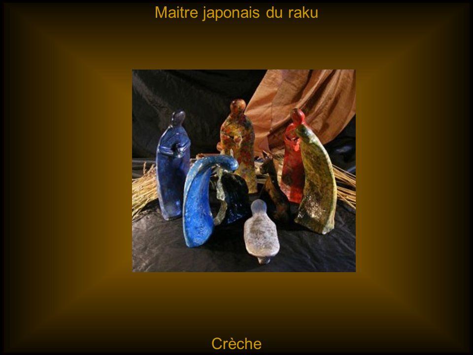 Maitre japonais du raku