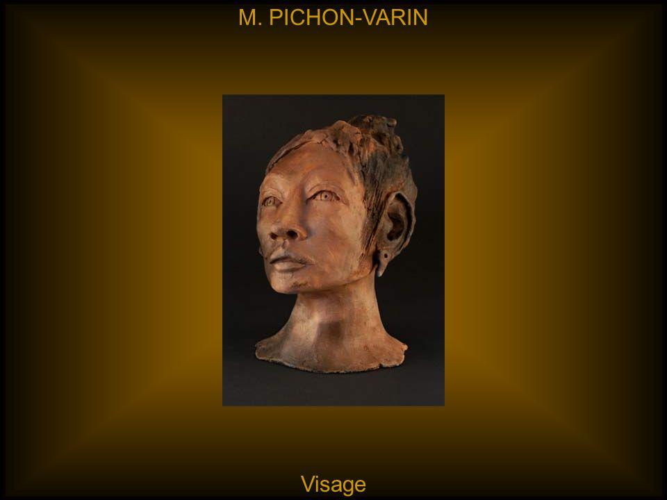 M. PICHON-VARIN Visage