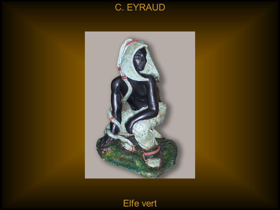 C. EYRAUD Elfe vert