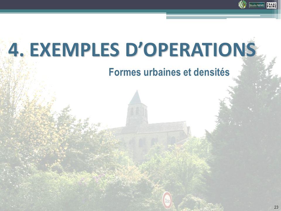 4. EXEMPLES D'OPERATIONS