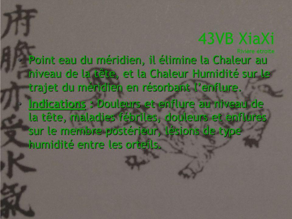 43VB XiaXi Rivière étroite