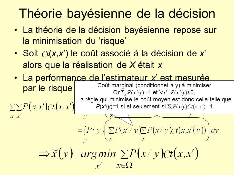 Théorie bayésienne de la décision