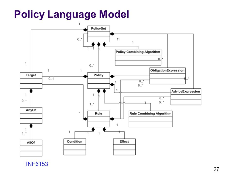 Policy Language Model INF6153