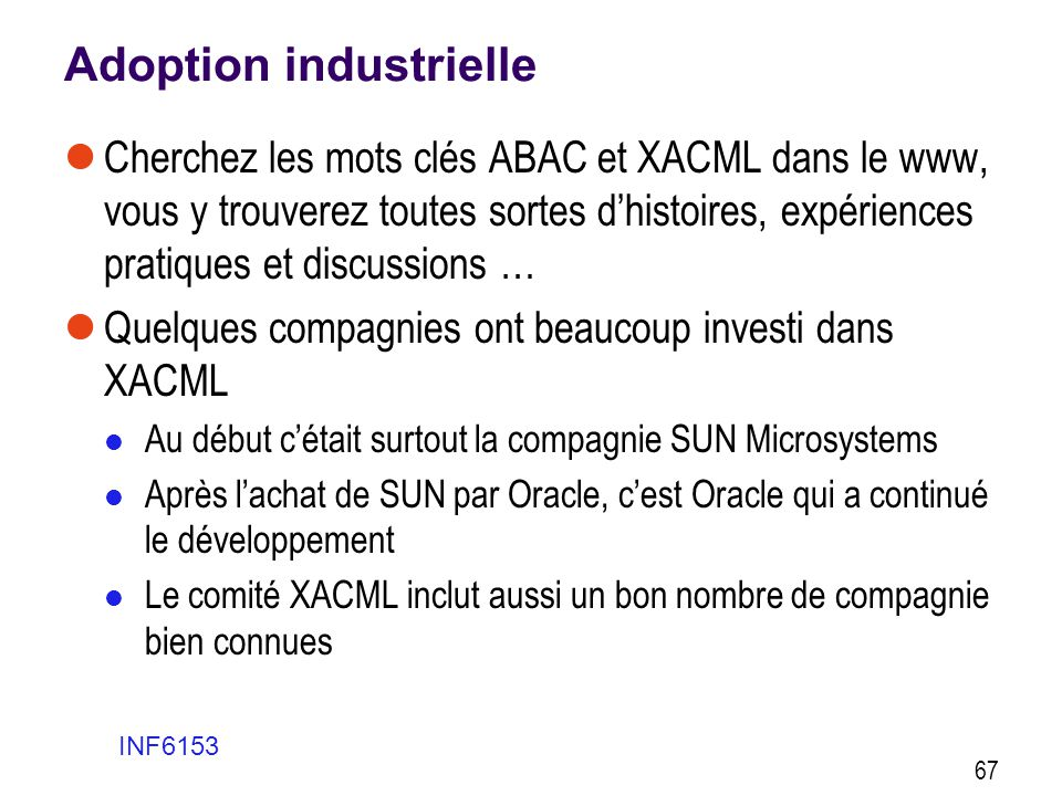 Adoption industrielle