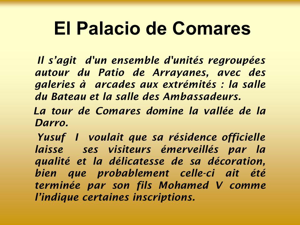 El Palacio de Comares