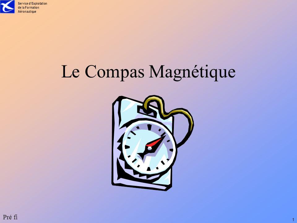 Le Compas Magnétique