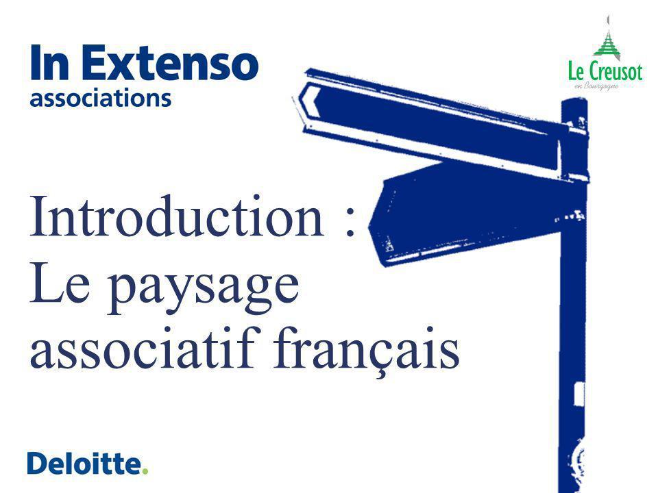 Introduction : Le paysage associatif français