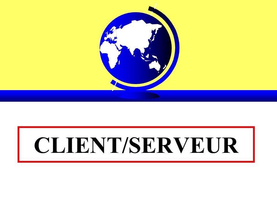 CLIENT/SERVEUR 1