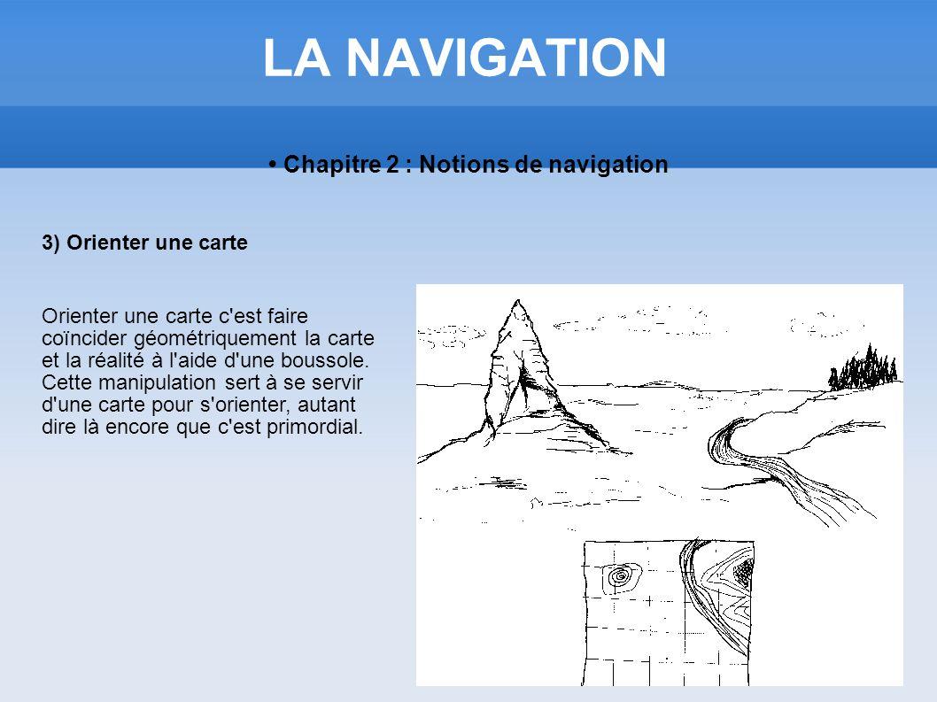 • Chapitre 2 : Notions de navigation