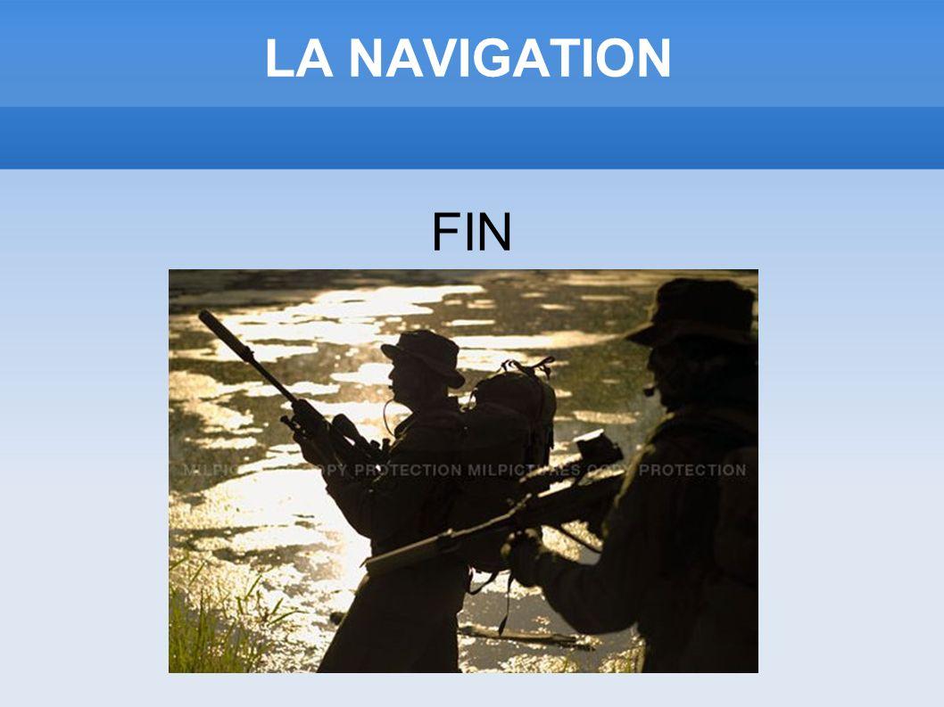 LA NAVIGATION FIN