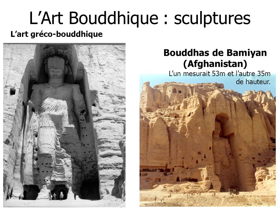 L'Art Bouddhique : sculptures