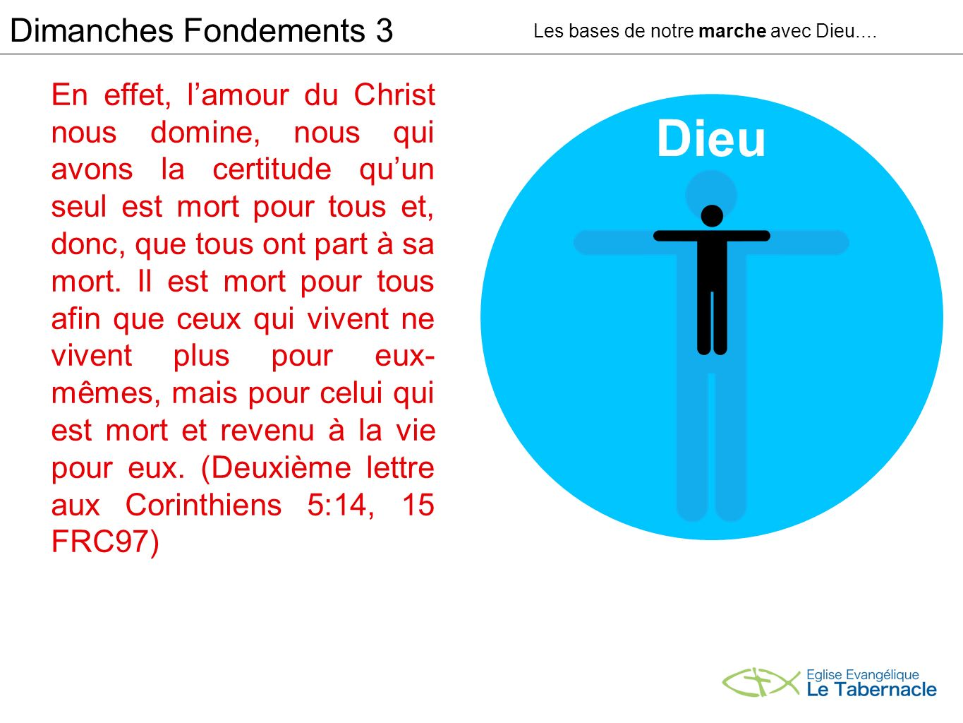 Dieu Dimanches Fondements 3